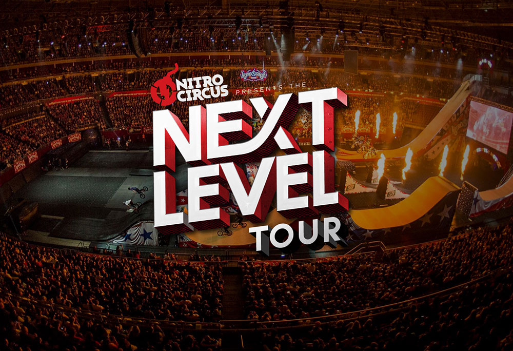 Nitro Circus Next Level Tour Superbase Boise