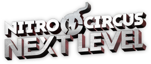 Nitro Lext Level Logo by Superbase Creative