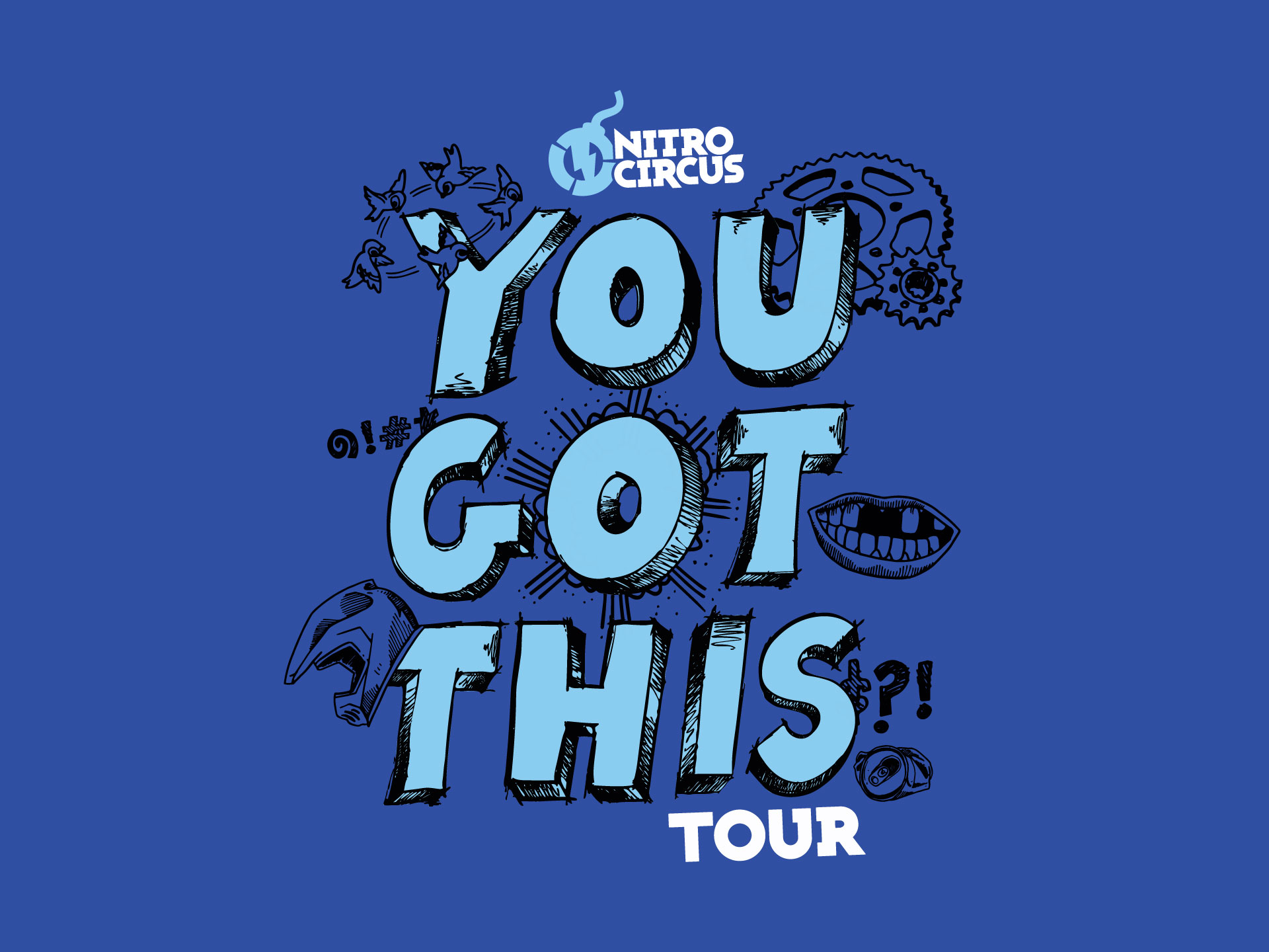 You Got This Tour Superbase x Nitro Circus