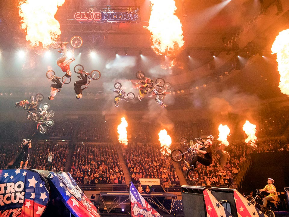 Nitro Circus Tour on Superbase.co