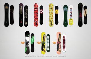 Compatriot Snowboards