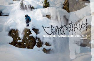 Kevin Jones for Compatriot Snowboards