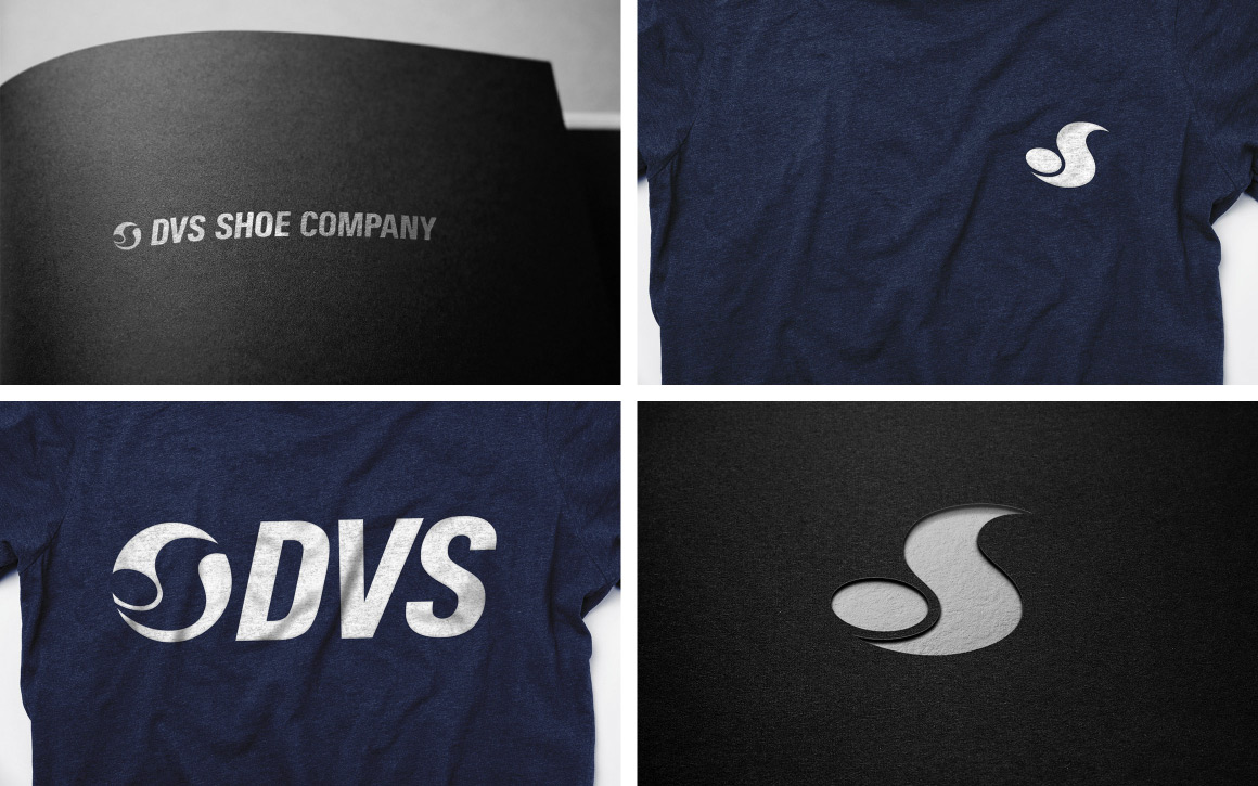 DVS Logo on Design Blog