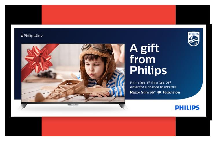 Philips Razor Television
